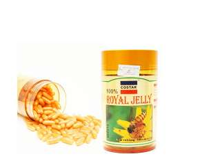 Eshop 24H - Sua ong chua Costar Royal Jelly 1450mg 100 vien