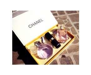 Eshop 24H - Set 2 Chai Nuoc Hoa Va Son Moi Chanel Quyen Ru