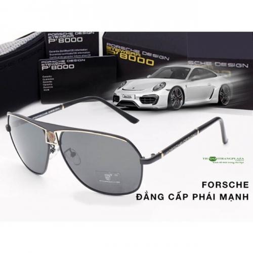 Kính Mát Porsche P8000 Phong Cách Phái Mạnh