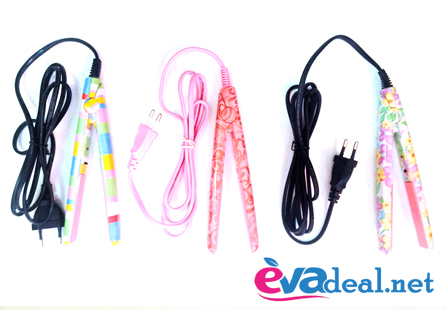 Eva Deal - May kep toc mini Joinjoy
