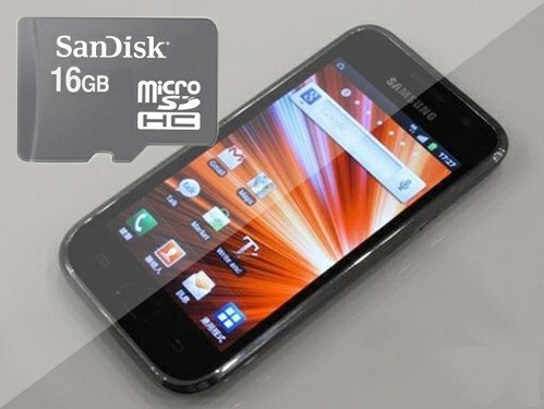 Eva Deal VN - The nho 16GB chinh hang SANDIS..