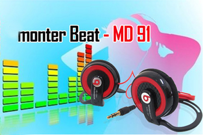 Tai Nghe Monster Beat By Dr Dre MD 91