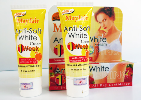 GEL TRỊ THÂM MayFair Anti-Soft White
