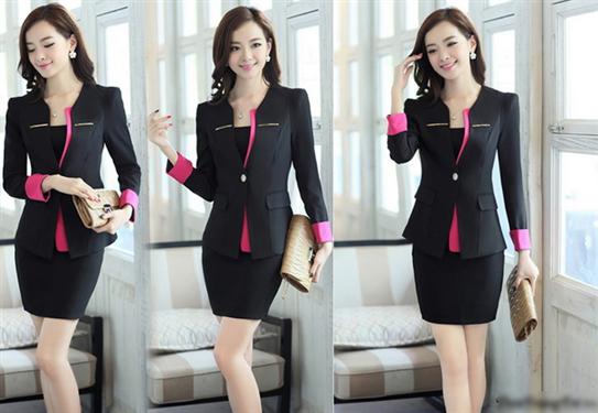 Áo vest nữ công sở cao cấp
