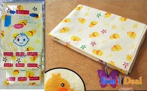 Tấm lót Chống Thấm Cực Đại - Sản phẩm cho bé