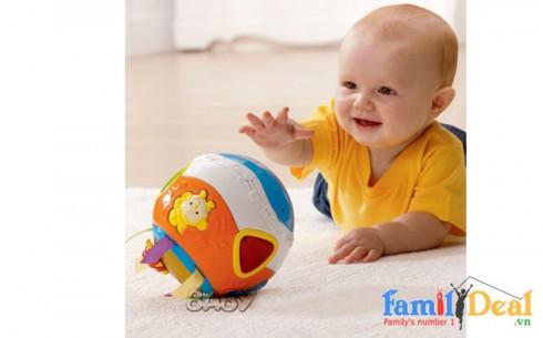 Vtech Move & Crawl Ball - USA - Sản phẩm cho bé
