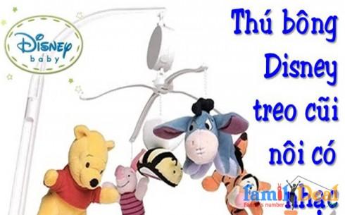 Treo nôi Disney có nhạc - Sản phẩm cho bé - Sản phẩm cho bé