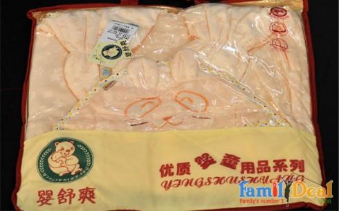 Áo Gấu mặc ấm cho bé - Sản phẩm cho bé