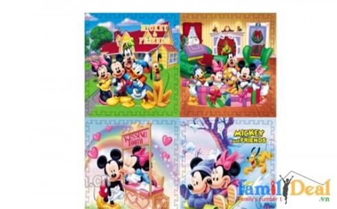 Thảm xốp lót sàn Disney - Sản phẩm cho bé
