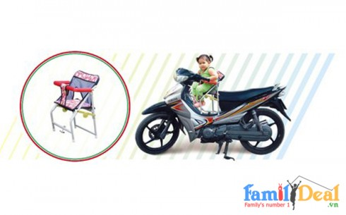 Ghế ngồi xe honda cho bé - Sản phẩm cho bé