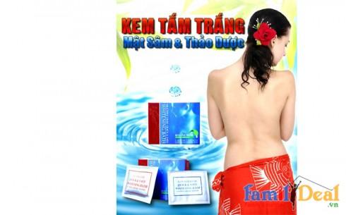 Kem Tắm Trắng Quick & Safe