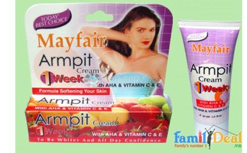 Kem Dưỡng Trắng Nách Mayfair Armpit - Thời Trang Nữ - Thời Trang Nữ