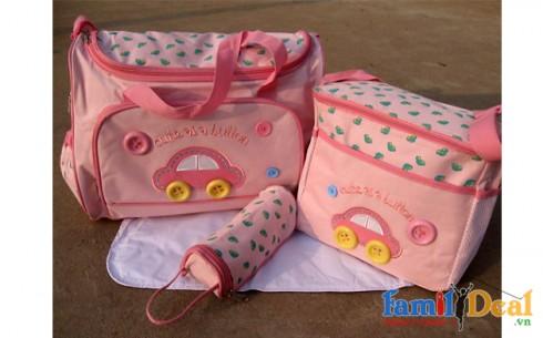Set 04 Túi xách chống thấm - Sản phẩm cho bé