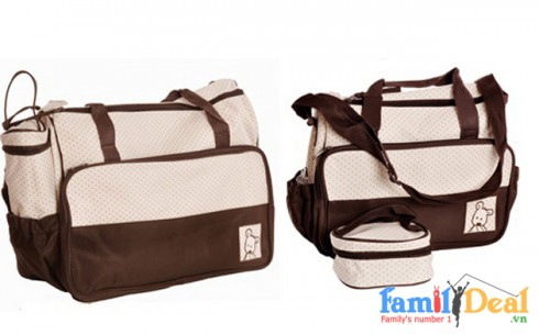 Set 5 Túi xách chống thấm - Sản phẩm cho bé