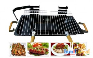Family Deal - Bep than nuong Barbecue