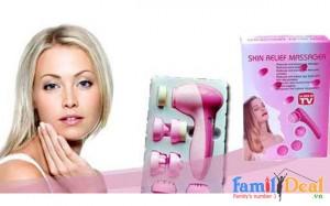 Máy Massage mặt Skin Relief Massager