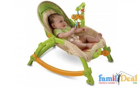 Ghế rung Fisher Price T2518 - Sản phẩm cho bé - Sản phẩm cho bé
