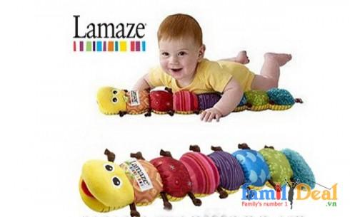 Sâu Nhạc Lamaze Ngộ Nghĩnh - Sản phẩm cho bé