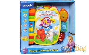 Sách nhạc Vtech Teaches - USA