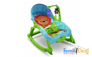 GHẾ RUNG FISHER PRICE - Model W2811