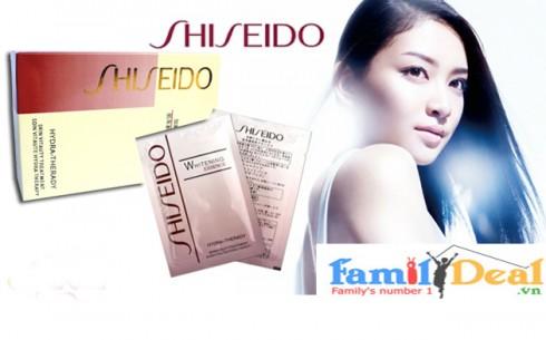 Mặt Nạ Bùn Non Shiseido - Thời Trang Nữ