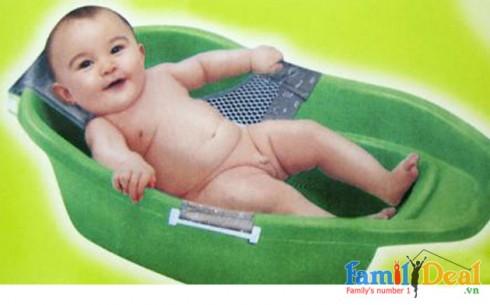 Lưới Tắm Em Bé Bath Mattress - Sản phẩm cho bé