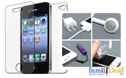 Combo 5 sản phẩm dành cho iPhone - Thời Trang và Phụ Kiện