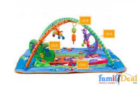 THẢM 3D Kick and Play TINY LOVE - Sản phẩm cho bé