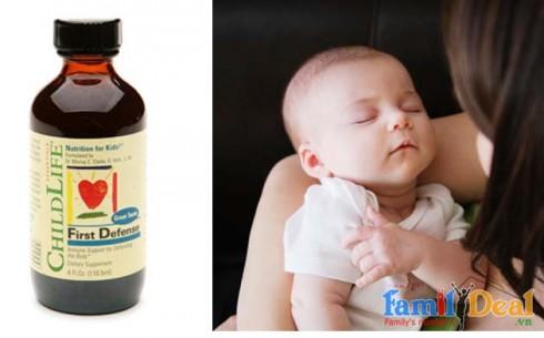 Childlife First Defense 8oz (237ml) - USA - Sản phẩm cho bé
