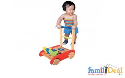 Xe Gỗ Tập Đi WinwinToys - Sản phẩm cho bé - Sản phẩm cho bé