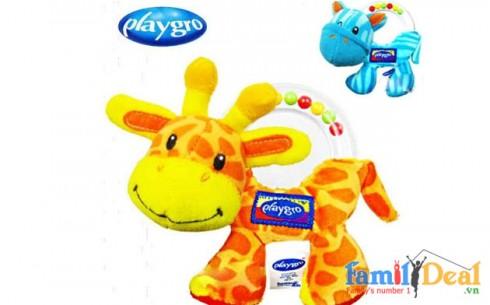 COMBO 02 XÚC XẮC PLAYGRO - Sản phẩm cho bé - Sản phẩm cho bé