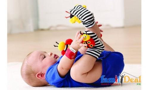 VỚ CHÂN FOOT FINDERS LAMAZE - Sản phẩm cho bé - Sản phẩm cho bé