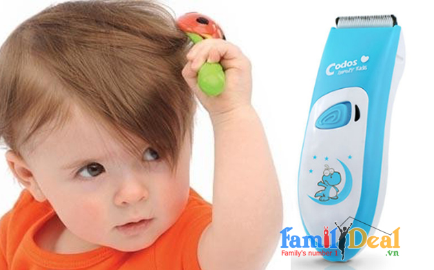 Family Deal - Tong do cat toc cho be Codos CHC-816