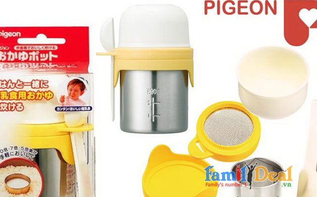 Family Deal - Coc nau chao PIGEON
