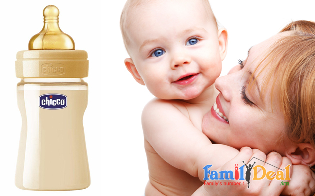 Family Deal - Binh sua Wellbeing nhua PES 150ml