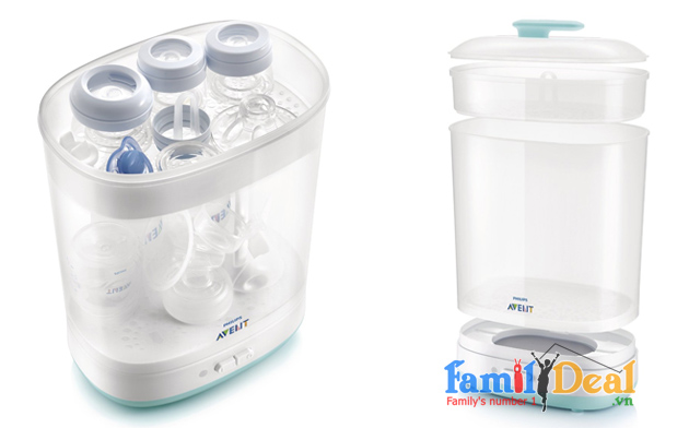 Family Deal - May tiet trung Avent 2 in 1
