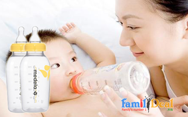 Family Deal - Binh sua Medela 250ml