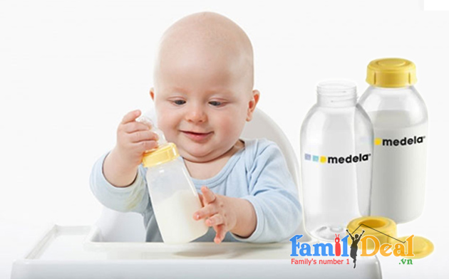 Family Deal - Binh sua Medela 150ml