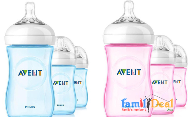 Family Deal - BINH SUA PHILIPS AVENT NATURAL 260ml