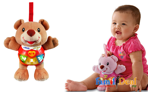 Family Deal - Gau biet noi Vtech