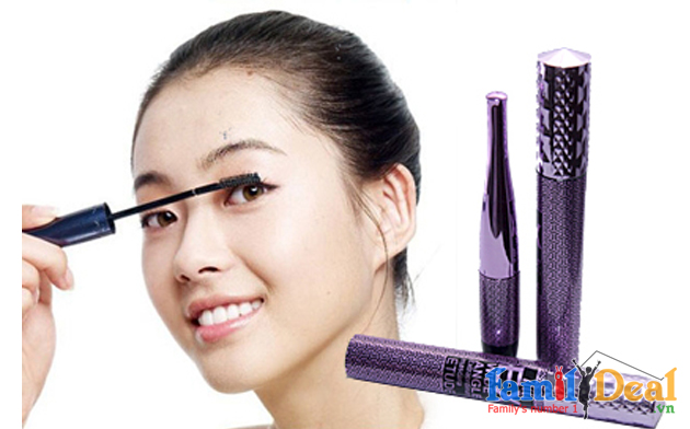 Family Deal - Bo Mascara Ex Wide Angle 3 Trong 1