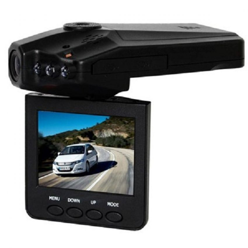 Family Deal - Camera hanh trinh HD DVR Grentech 198 den