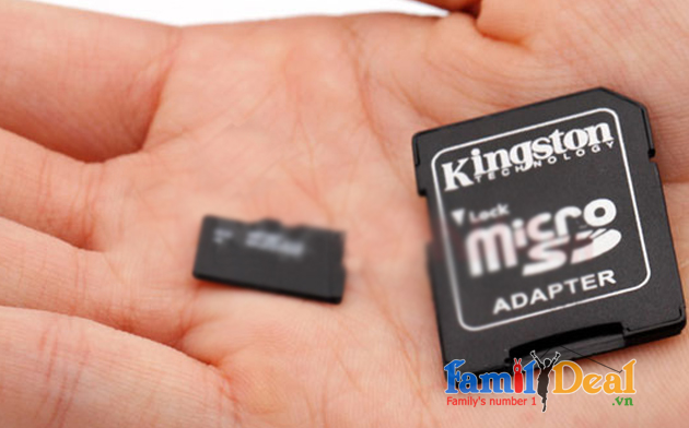 Family Deal - The nho Micro SD 8Gb