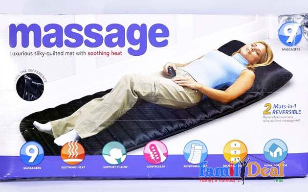 Family Deal - Nem Massage Toan Than Reversibile