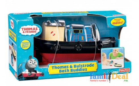 Thomas and Friends Baltusrode Bath Buddies