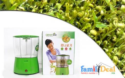Máy trồng rau mầm GreenLife GL-612