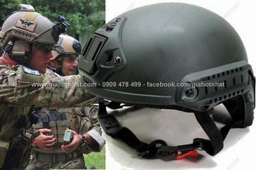 Giá Hot Nhất - MU BAO HIEM ARMY KIEU DANG DELTA FORCE (MS: 7112)