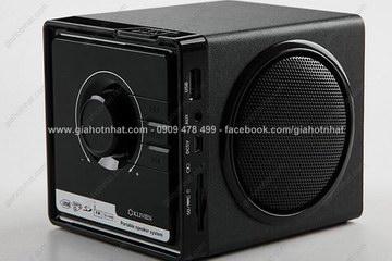 LOA NGHE NHẠC THẺ NHỚ, USB VÀ NGHE RADIO KL-01 (MS : 8108 )