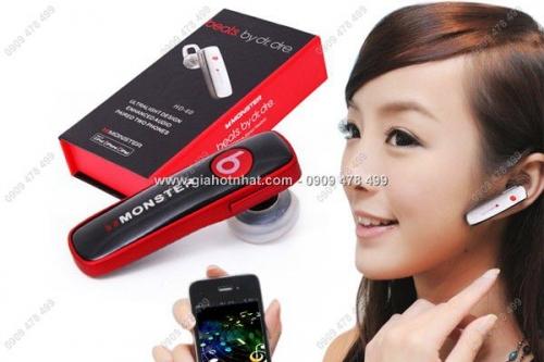 Giá Hot Nhất - TAI NGHE BLUETOOTH BEATS HD60 (MS: 8191)