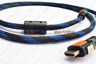 Giá Hot Nhất - DAY CAP HDMI 3M LOAI TOT CHONG NHIEU (MS: 8032)